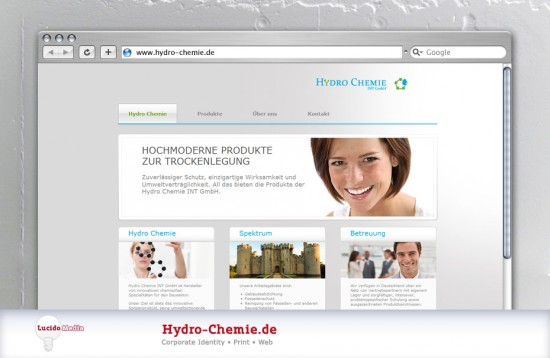 hydro-chemie website